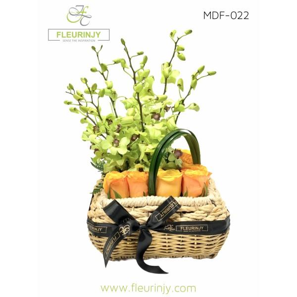 Bamboo MDF-022