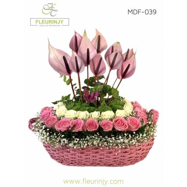 Pinky MDF-039